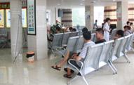 武汉白癜风专科医院――武汉环亚中医白癜风医院休息室